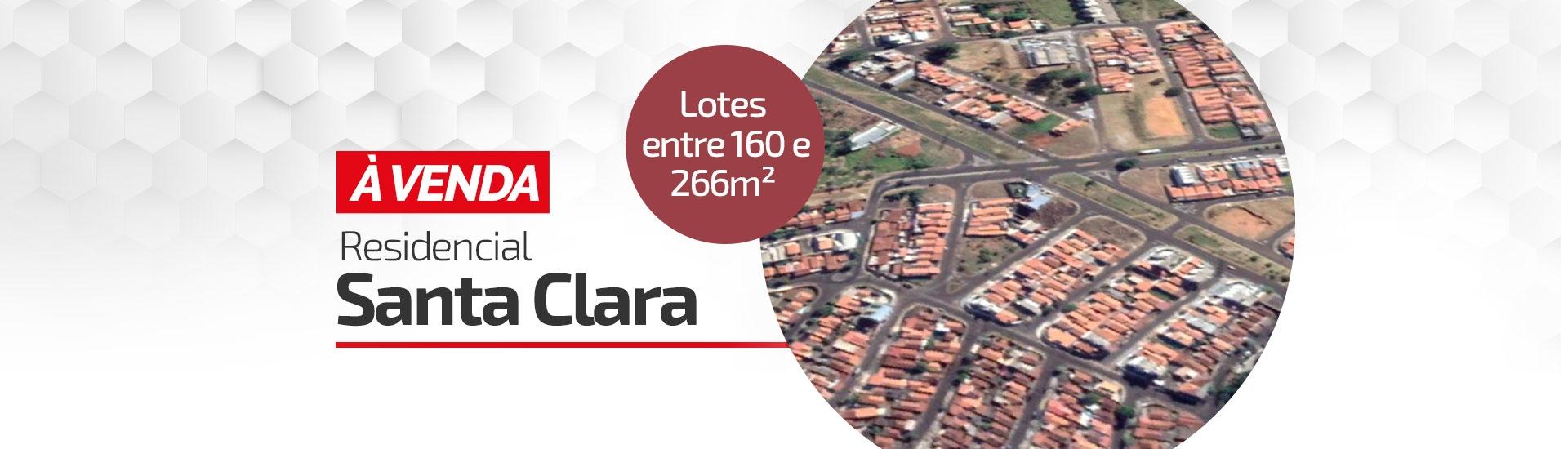 Lotes Santa Clara Franca-SP